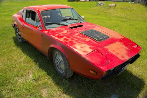 1973 Saab Sonett V4 Manual For Sale in Kalispell, Montana