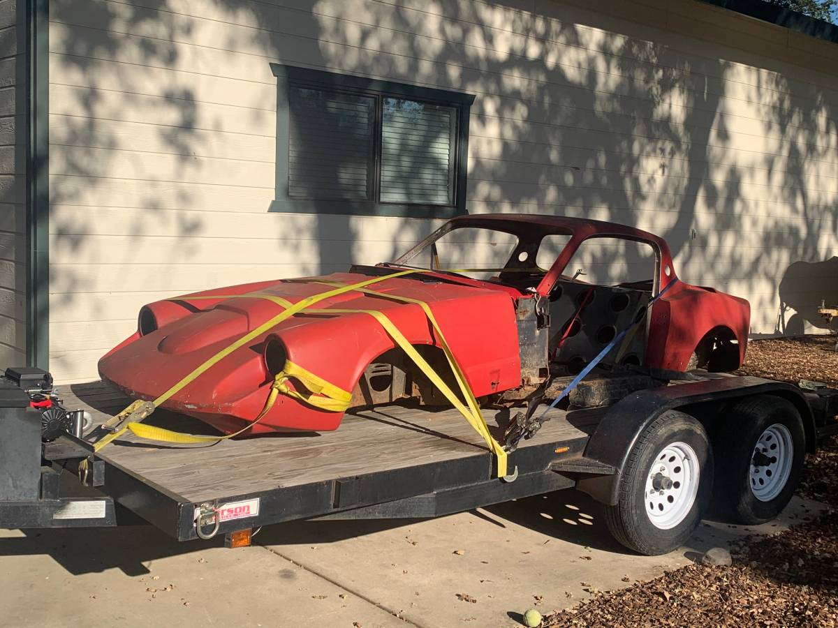 1969 Saab Sonett V4 Project For Sale in Loomis, CA